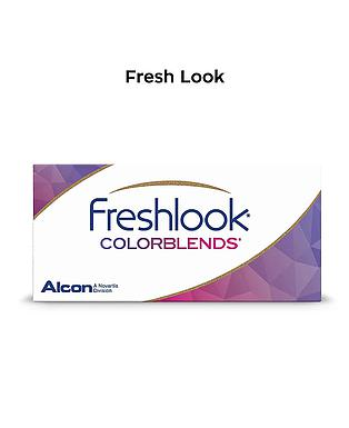 FRESHLOOK COLORS WEB