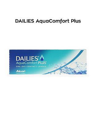Dailies Aqua confort Plus Web