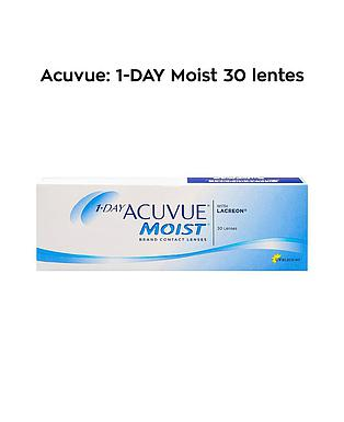 Acuvue One Day Moist Web