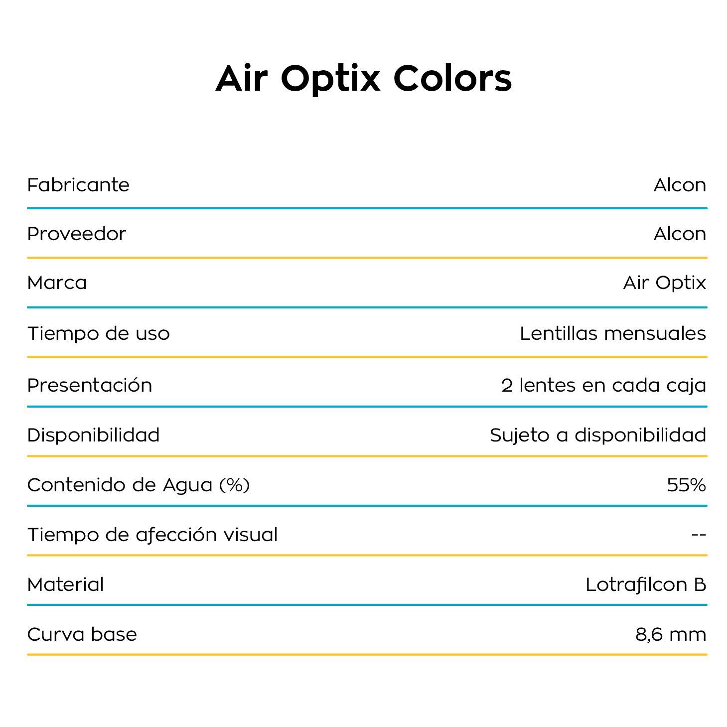 AirOptix Colors Web